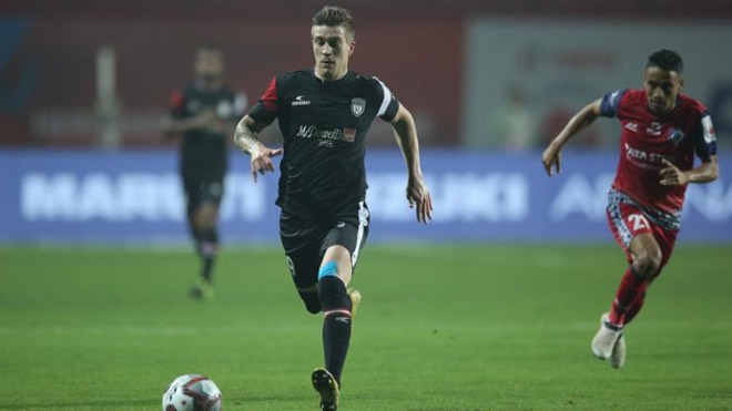 ISL 2020-21: Uruguayan attacker Federico Gallego extends contract with NorthEast United FC