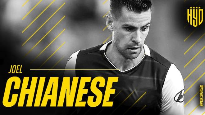 ISL 2020: Hyderabad FC signs Australian attacker Joel Chianese
