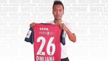 ISL 2020: Jamshedpur FC signs Dinliana for 3-years