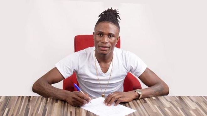 ISL 2020: Jamshedpur FC signs Nigerian Football Team International Stephen Eze