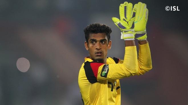 ISL 2020: Jamshedpur FC signs goalkeeper TP Rehenesh