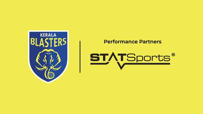 ISL 2020: Kerala Blasters FC signs STATSports as a performance partner
