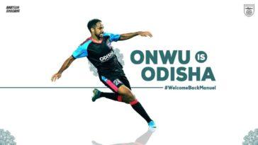 ISL 2020: Odisha FC signs Spanish footballer Manuel Onwu