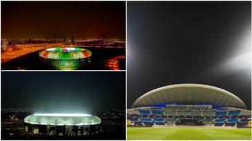 In Pics: Dubai and Abu Dhabi stadium ready to host IPL 2020