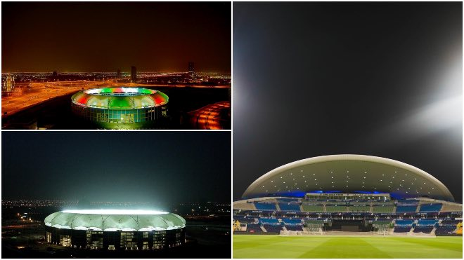 In Pics: Dubai and Abu Dhabi stadium ready to host IPL 2020