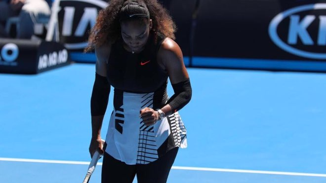 Italian Open: Serena Williams withdraws from the tournament due to the injury