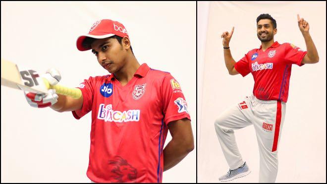 Kings XI Punjab Sponsors and Kit for IPL 2020