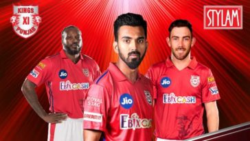 Kings XI Punjab signs Stylam as an associate partner for IPL 2020