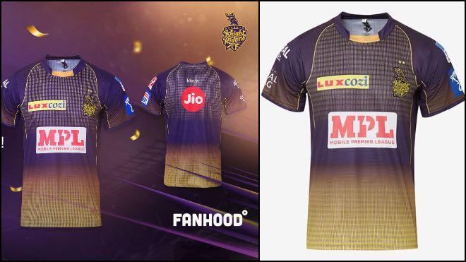 Kolkata Knight Riders Sponsors and Kit for IPL 2020