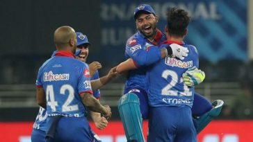 Match Report: IPL 2020 Match 2 DC vs KXIP: Delhi Capitals defeated Kings XI Punjab in 1st super-over of season
