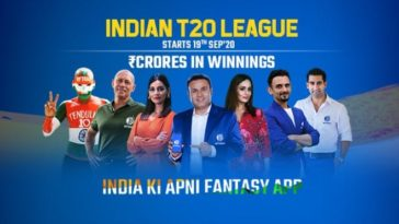 MyTeam11 Launches Campaign around Indian T20 season: 'India Ki Apni Fantasy App'