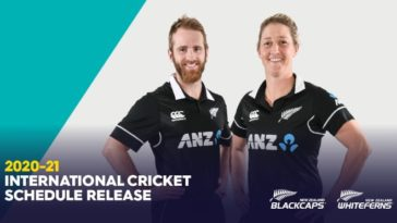 New Zealand to start International cricket from November 27, confirms West Indies and Pakistan tours