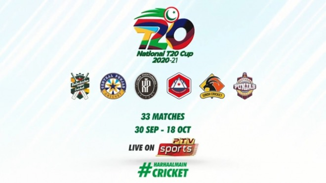 Pakistan National T20 Cup First XI tournament to start from September 30