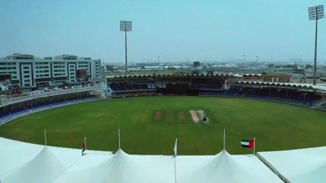 Sharjah Cricket Stadium undergoes makeover as it gears up to host IPL 2020