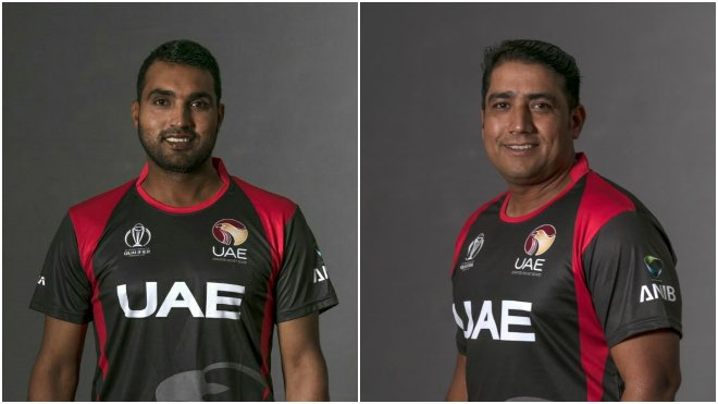 Two UAE players Amir Hayat and Ashfaq Ahmed charged under ICC Anti-Corruption Code
