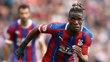Wilfried Zaha Scored Twice as Crystal Palace Surprise Manchester United