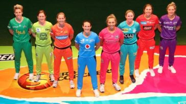 Women's Big Bash League to be played from October 25 entirely in Sydney