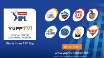 YuppTV Bags Digital Streaming Rights of IPL 2020 in Europe, Australia, Malaysia, and South East Asia