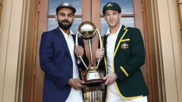 Cricket Australia announces schedule for India tour, Down Under