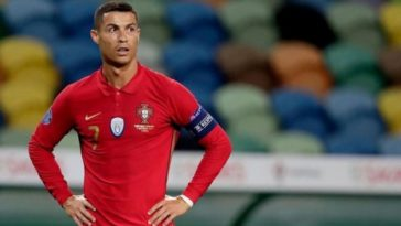 Cristiano Ronaldo tests positive for COVID-19, set to miss matches