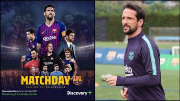 """Discovery Plus premieres sports docuseries """"Matchday - Inside FC Barcelona"""""""