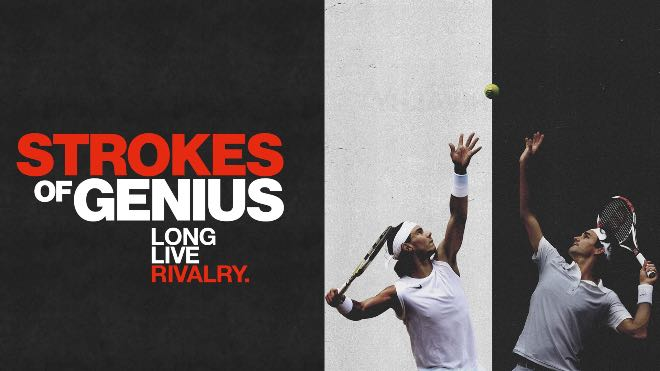 Discovery Plus to premiere 'Strokes of Genius' in India, a documentary on Rafael Nadal-Roger Federer rivalry