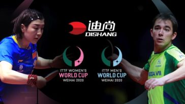 Dishang Group announced as the Title Sponsor of 2020 ITTF Women's and Men's World Cups
