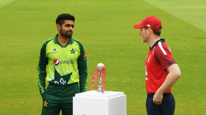ECB confirms PCB invitation for a short white-ball tour of Pakistan in 2021