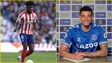 Everton sign Ben Godfrey, Arsenal to activate Thomas Partey release clause