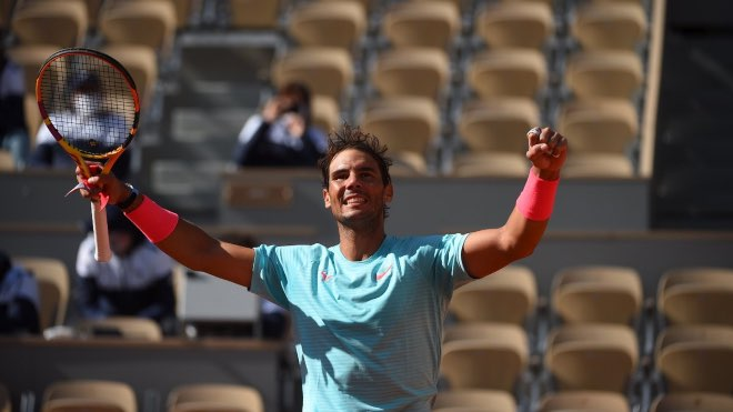 French Open 2020: Rafael Nadal a step closer from equalling Roger Federer's Grand Slams record