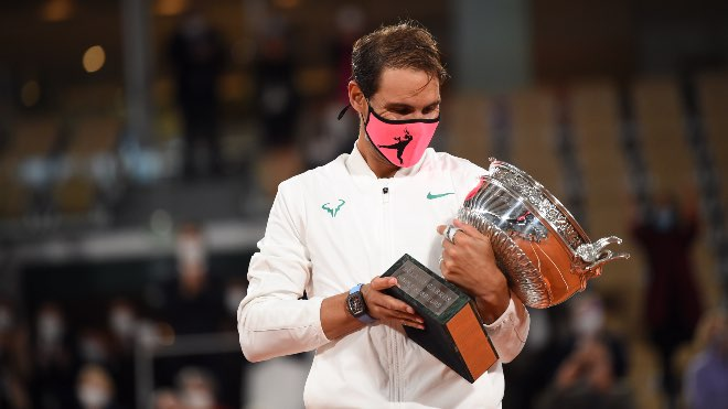 French Open 2020 Men's Singles Final: Rafael Nadal beats Novak Djokovic, creates history