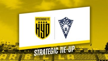 Hyderabad FC sign strategic tie-up with Spanish club Marbella FC for 3-years
