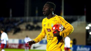 I-League 2020-21: Gokulam Kerala FC sign Ghanaian striker Dennis Antwi Agyare