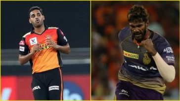 IPL 2020: Bhuvneshwar Kumar ruled out of IPL 2020; Prithvi Raj Yarra named replacement