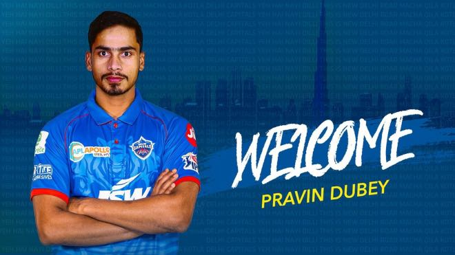 IPL 2020: Delhi Capitals sign Pravin Dubey as injured Amit Mishra replacement