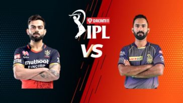 IPL 2020 Match 28 RCB vs KKR Match Preview, Head to Head and Trivia