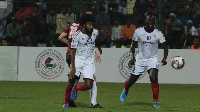 ISL 2020-21: ATK Mohun Bagan FC sign midfielder Glan Martins