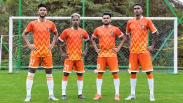ISL 2020-21: FC Goa launched the Uzzo Jersey, home kit for the 2020-21 season