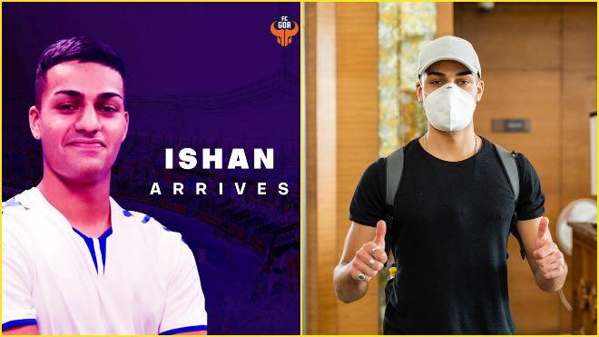 ISL 2020-21: FC Goa sign 22-year-old forward Ishan Pandita
