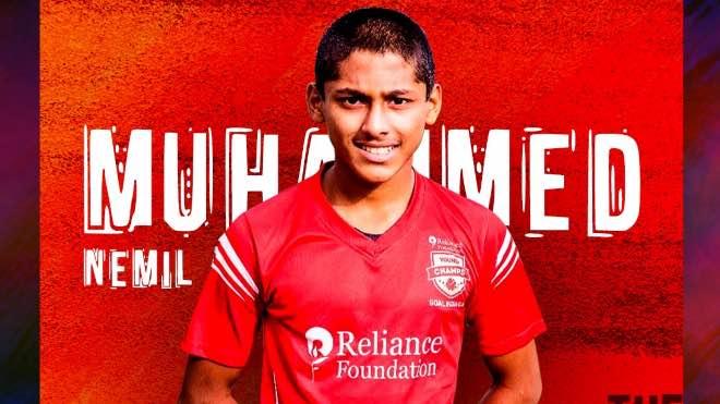 ISL 2020-21: First RFYC batch graduate Muhammad Nemil joins FC Goa