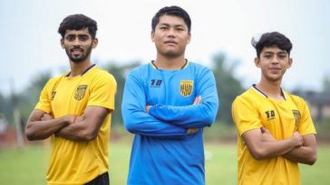 ISL 2020-21: Hyderabad FC sign former Indian Arrows youngsters Akash Mishra, Rohit Danu and Biaka Jongte