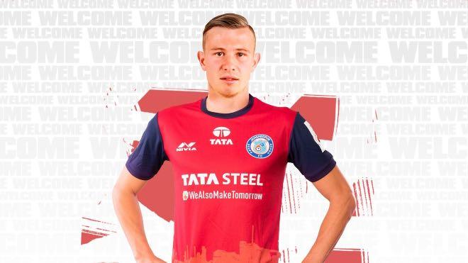 ISL 2020-21: Jamshedpur FC sign winger Nicholas John Fitzgerald