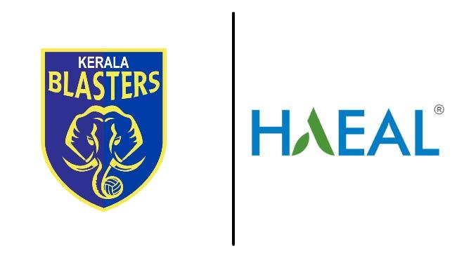 ISL 2020-21: Kerala Blaster FC ropes in HAEAL Pharrma as the official sponsor for 2020-21 season
