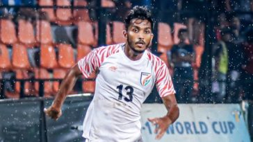 ISL. 2020-21: Mumbai City FC sign forward Farukh Choudhary for 3-years