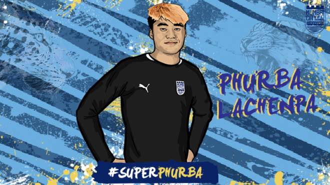 ISL 2020-21: Mumbai City FC sign goalkeeper Phurba Lachenpa