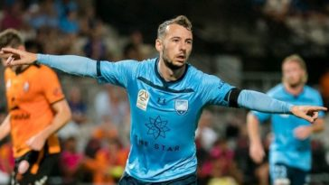 ISL 2020-21: Mumbai City FC sign striker Adam le Fondre on a season-long loan from Sydney FC
