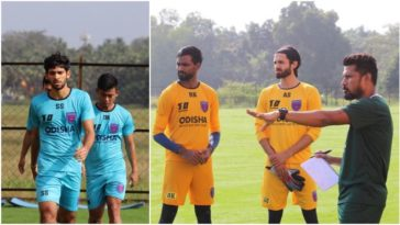 ISL 2020-21: Odisha FC's Indian players start training in groups, foreign players arrive in Goa