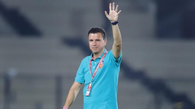 ISL 2020-21: Sergio Lobera joins Mumbai City as new head coach