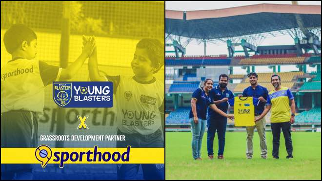 Kerala Blasters FC: Young Blasters join hands with Sporthood