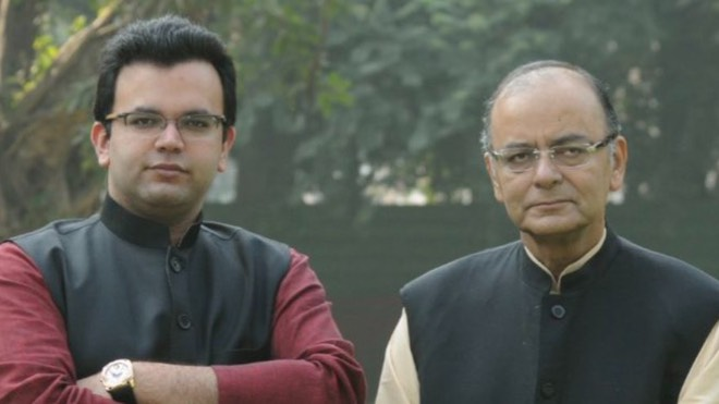 Late Arun Jaitley's son Rohan Jaitley unopposed in Delhi and District Cricket Association President election